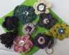 Crocheted Key Rings