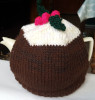 Christmas Pudding Tea Cosy