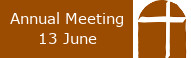 Annual Parochial Church Meeting, 13 June