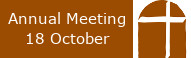 Annual Parochial Church Meeting, 18 October