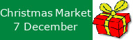 Christmas Market at St Peters, 7 December