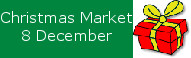 Christmas Market at St Peters, 8 December