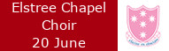 Concert at St Margarets, 20 June