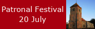 Patronal Festival at St Margarets, 20 July
