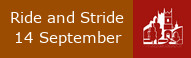 Ride and Stride, 14 September