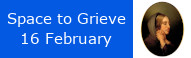 Space to Grieve at St Johns, 16 February