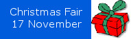 Christmas Fair at St Johns, 17 November